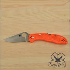 Spyderco Delica Orange