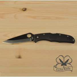 Spyderco Endura Black