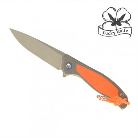 Нож Флиппер 95 G 10, Широгоров