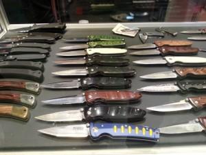 складные ножи с Клинка