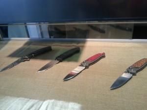 складные ножи с Клинка 2014