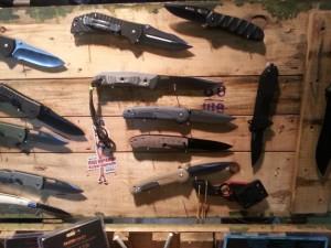 Кизлярские складные ножи на выставке Клинок 2014